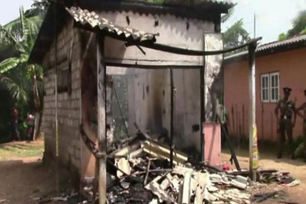 srilanka muslim attacked